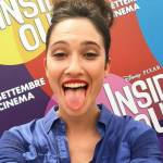 Lodovica Comello, Elena D'Amario: passione rossetto rosso FOTO