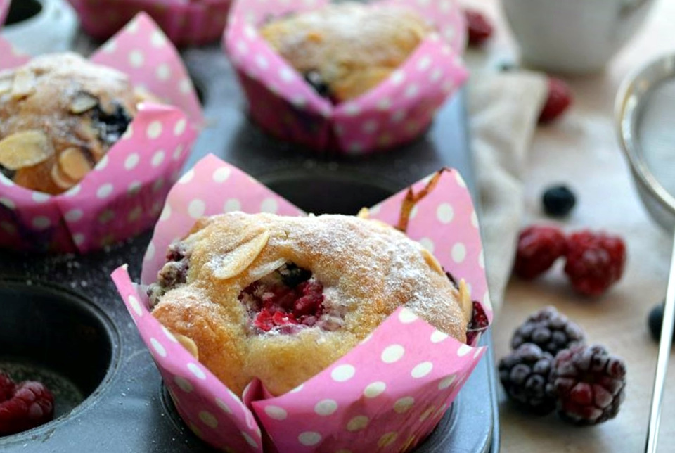 Muffin al Profumo di Bosco...