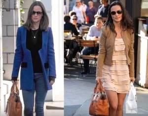 Kate Middleton, sorella Pippa: gli street style più belli FOTO