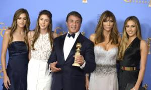 Sylvester Stallone, chi è Jennifer, moglie dell'attore FOTO