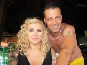 Tina Cipollari, chi è il marito, Kiko Nalli FOTO