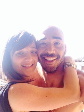 Amaurys Perez, chi è la moglie, Angela Rende FOTO 3