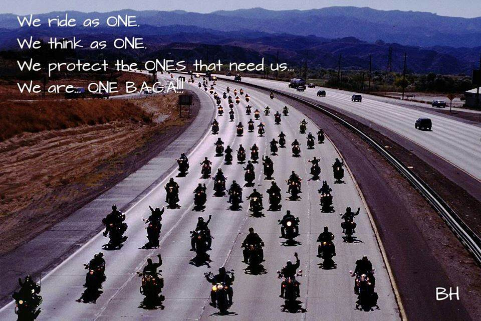 B.A.C.A.|Angeli in motocicletta contro la violenza sui bambini