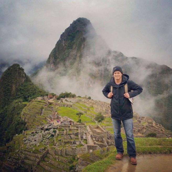 Megan ha cancro: visita 7 meraviglie del mondo in 13 giorni2