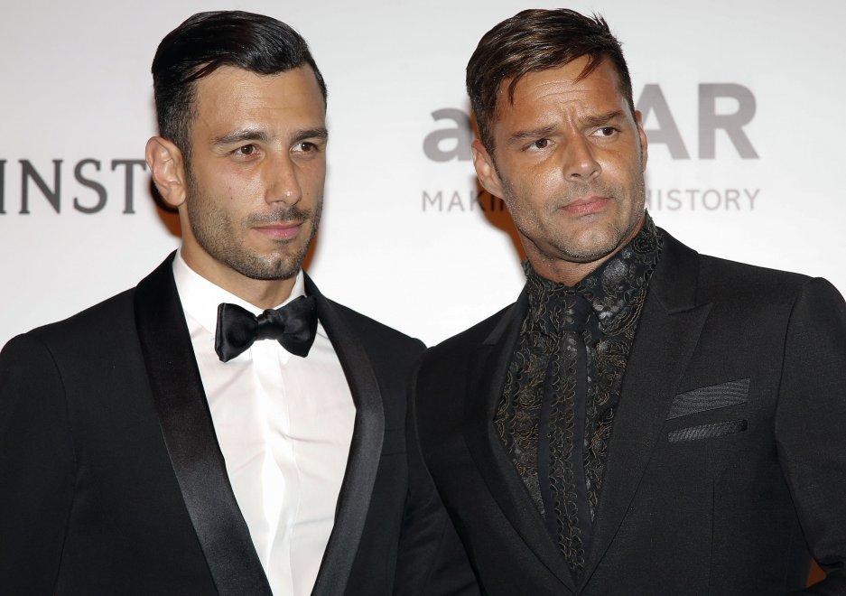 Ricky Martin si sposa con il fidanzato Jwan Josef