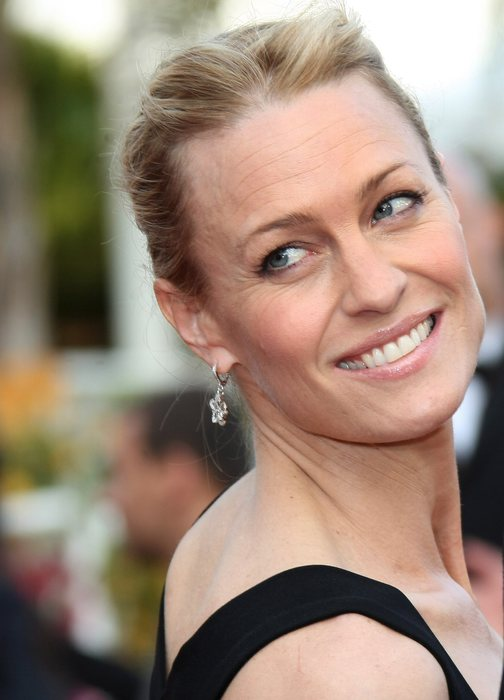 Robin Wright, first lady di house of Cards compie 50 anni11