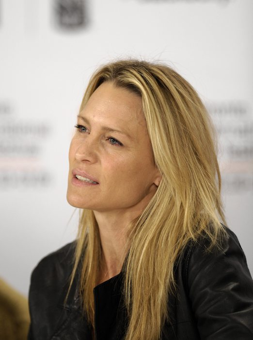 Robin Wright, first lady di house of Cards compie 50 anni10