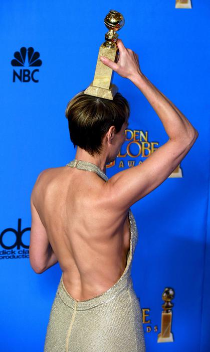 Robin Wright, first lady di house of Cards compie 50 anni7