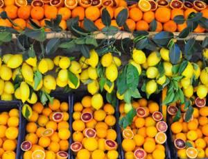 Ictus, i cibi che proteggono: agrumi, mele, olio...