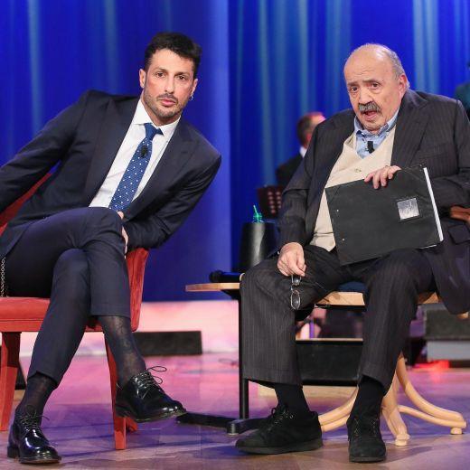 """Fabrizio Corona al Costanzo Show: """"Non voglio essere un..."""""""