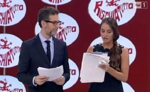 Fabio Fazio, gaffe a Rischiatutto: si dimentica della...