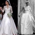 Grace Kelly, Kate Middleton: matrimonio a confronto FOTO