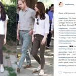Kate Middleton, RepliKate: fan copiano i suoi look ma... FOTO