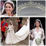 Kate Middleton, il segreto dietro il suo vestito da sposa FOTO