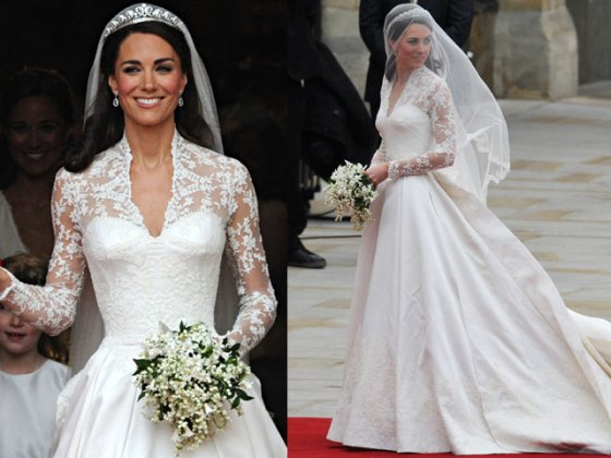 Foto vestito da sposa kate middleton 85