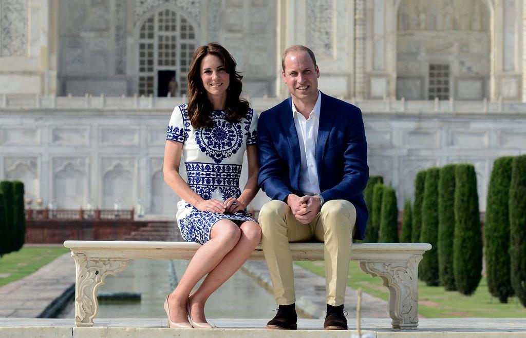 Kate Middleton: il segreto dietro la sua posa sulla panchina FOTO