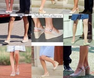 Kate Middleton news: zeppe Imperia, amate dalla Duchessa FOTO