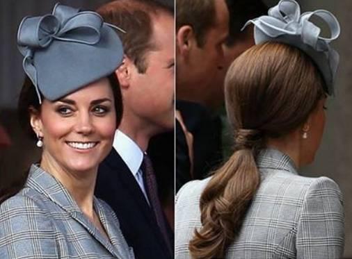 Kate Middleton: look e acconciature, i più belli FOTO