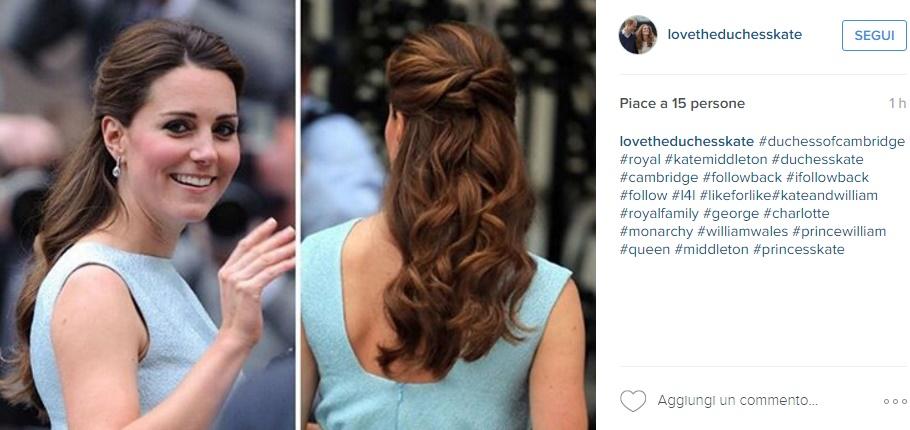 Kate Middleton, capelli: le acconciature più belle FOTO