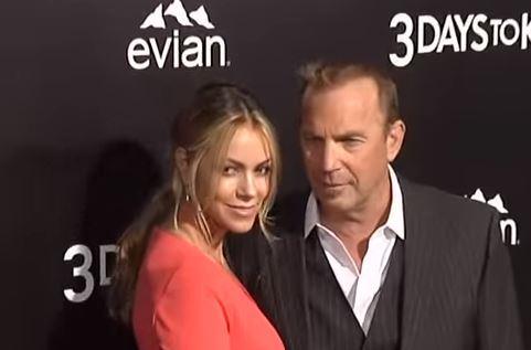 Kevin Costner, chi è la moglie dell'attore FOTO