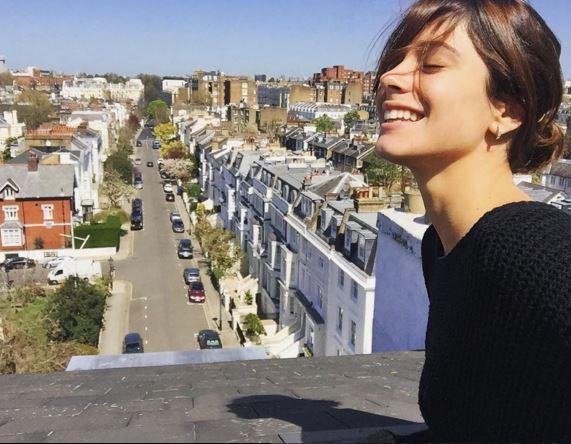 Martina Stoessel (Violetta) vola a Londra FOTO