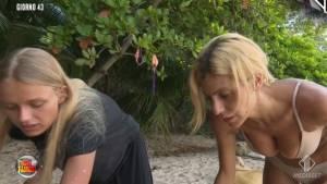 Paola Caruso bestemmia in tv?La verità sulla notizia VIDEO