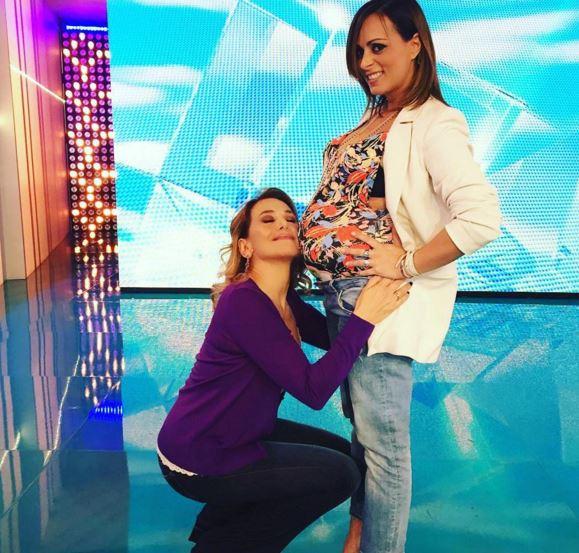 Serena Garitta mamma: nato figlio Renzo