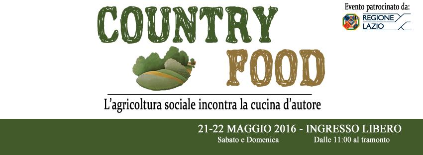 Country Food... Per far conoscere l'Agricoltura Sociale