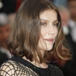 Laetitia Casta come Irina Shayk: stesso abito Versace FOTO