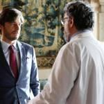 """Lino Guanciale, chi è l'attore di """"Non dirlo al mio capo"""""""