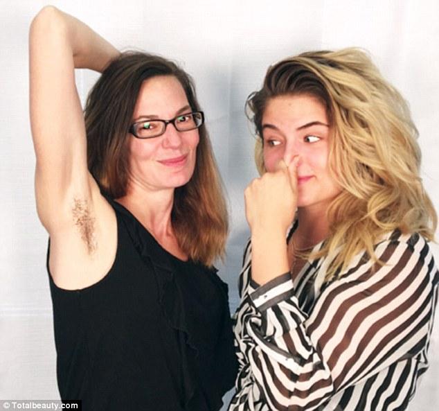 Trenta giorni senza farsi la doccia: due donne ci hanno provato 3