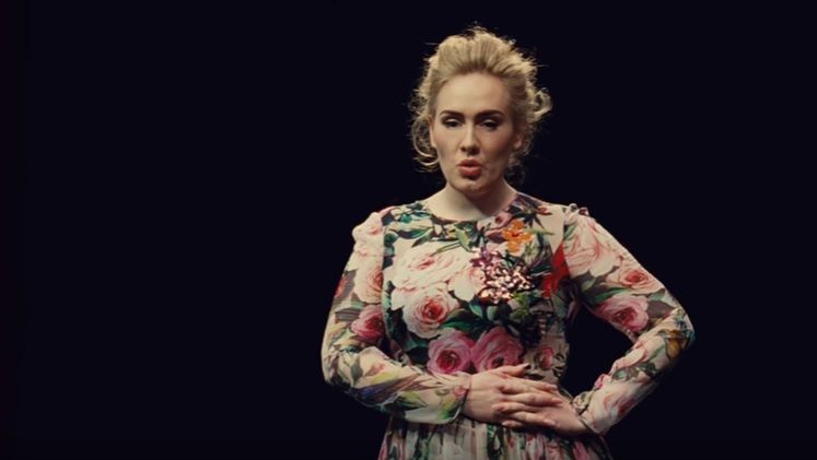 "Adele ""Send my love (to your new lover)"", nuovo VIDEO"
