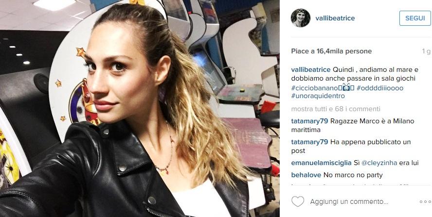 Beatrice Valli e Marco Fantini, di nuovo insieme? Le FOTO