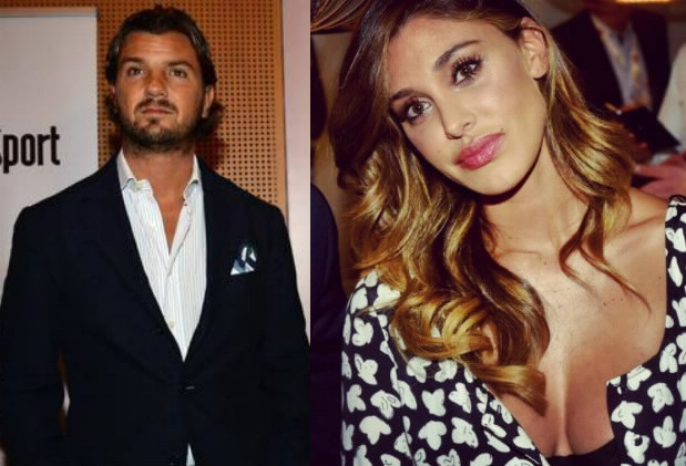 Belen Rodriguez, flirt con Davide Lippi, figlio di Marcello?