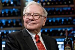 """Warrenn Buffett """"Per vivere a lungo Coca Cola e arachidi"""""""