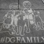 Dolce e Gabbana versione murales a Milano, Parigi, Londra e NY