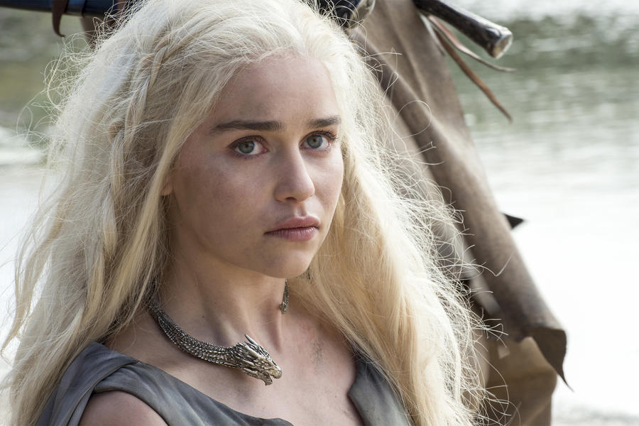 "Game of Thrones, Emilia Clarke: ""Quella scena imbarazzante..."""