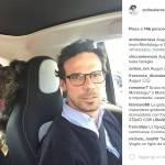 Francesco Montanari, chi è la fidanzata Andrea Delogu FOTO