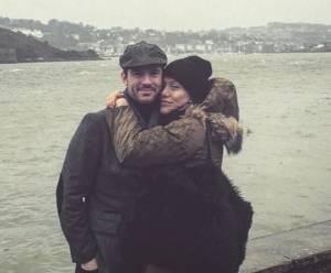 Gabriella Pession e Richard Flood sposi: nozze a Portofino