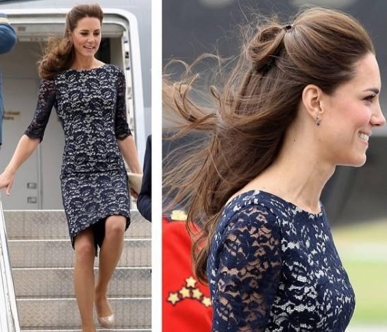 """Kate Middleton confessa """"Quando sono in cucina con George..."""""""