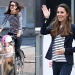 Kate Middleton, Mary di Danimarca stessi look: chi copia ? FOTO