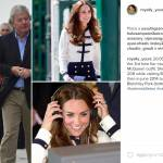 Kate Middleton, gonna con spacco Alexander McQueen FOTO
