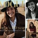 Kate Middleton: cappello e look casual su Vogue FOTO