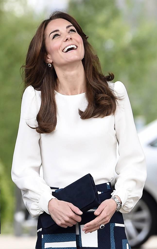Letizia Ortiz, Kate Middleton: passione bianco FOTO