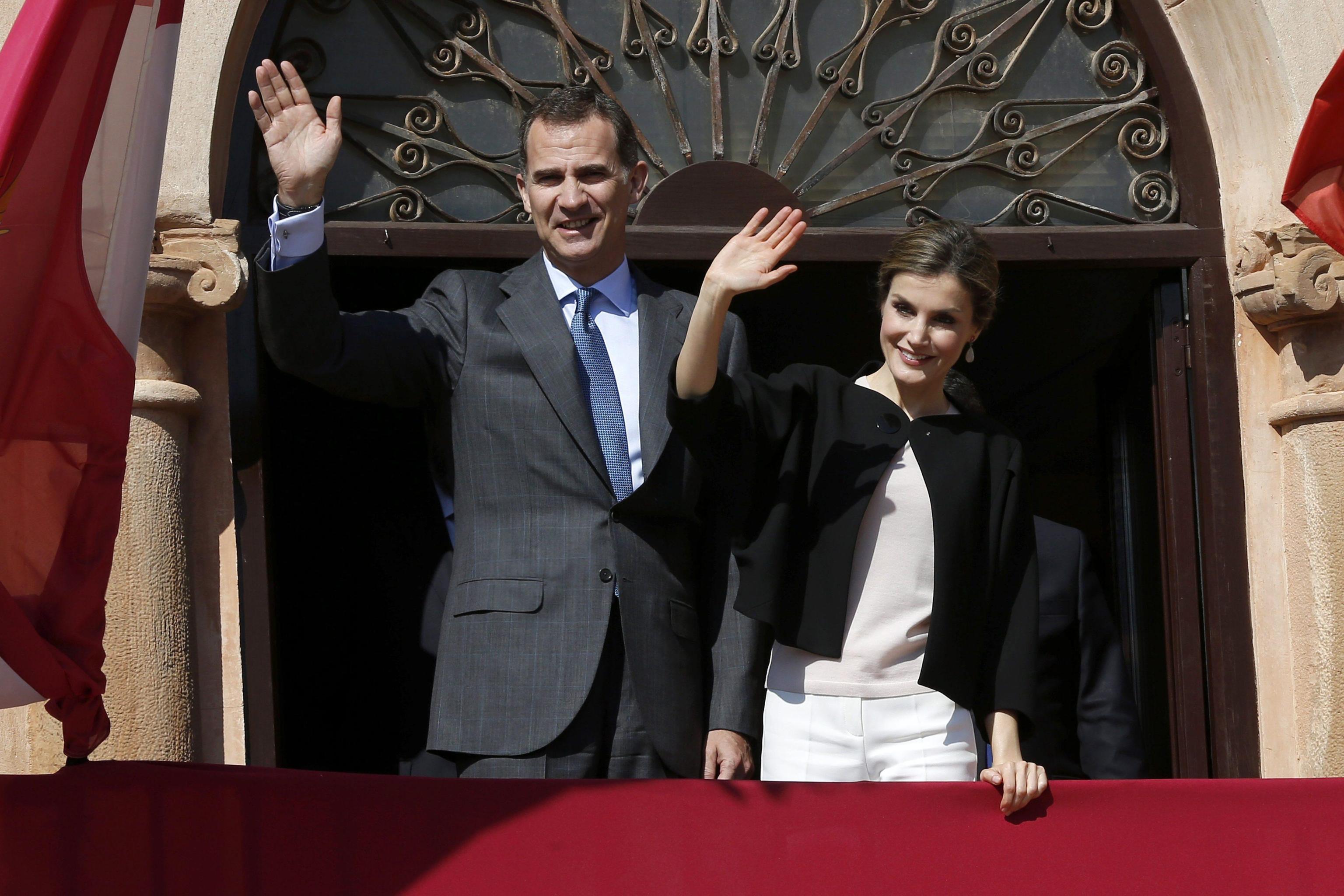 Letizia Ortiz e Felipe VI: anniversario di nozze separati: il motivo