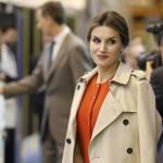 Kate Middleton, Letizia Ortiz: impeccabili in rosso FOTO