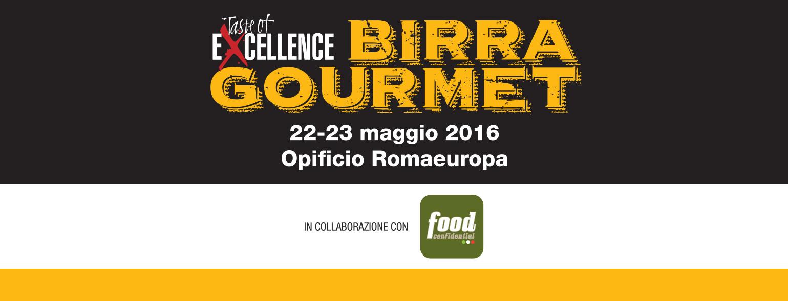 Birra Gourmet l'evento romano dedicato alle birre artigianali