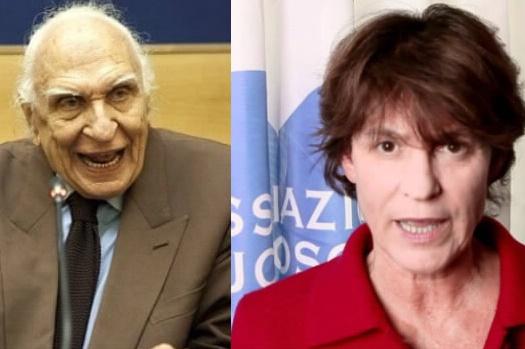 Marco Pannella, chi è la moglie Mirella Parachini FOTO