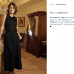 Martina Stoessel (Violetta): look total black FOTO
