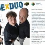 Massimo Borrelli è morto: Due per Duo di Made in Sud FOTO